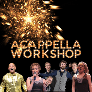 Acappella Singing Workshop Bolton – 5th of March